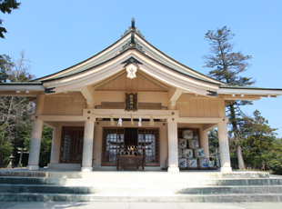 神社ツアーのイメージ